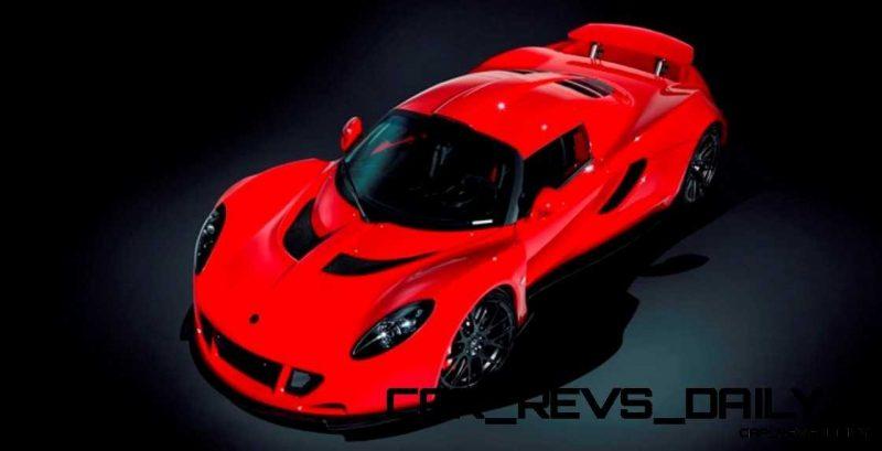 CarRevsDaily - Supercar Showcase - Hennessey VENOM GT 59