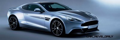 CarRevsDaily Supercars 2014 Aston Martin Vanquish 28