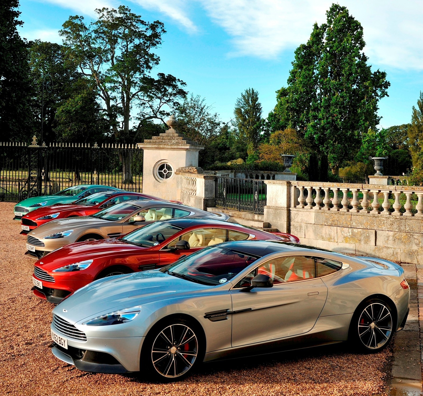 Supercar Showcase: 2014 Aston Martin Vanquish Centenary