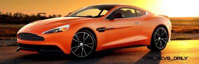 CarRevsDaily Supercars 2014 Aston Martin Vanquish 6