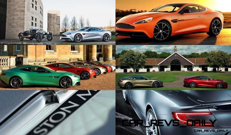 CarRevsDaily Supercars 2014 Aston Martin Vanquish 7-tile1