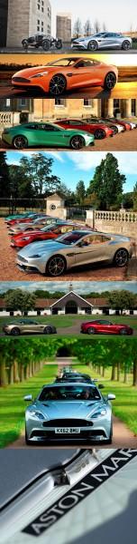 CarRevsDaily Supercars 2014 Aston Martin Vanquish 7-vert