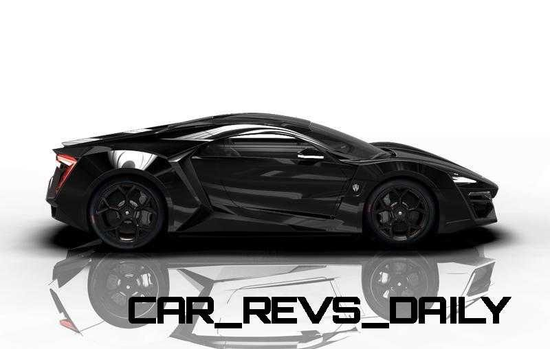 CarRevsDaily Supercars - 2014 W Motors Lykan Hypersport Colors 10