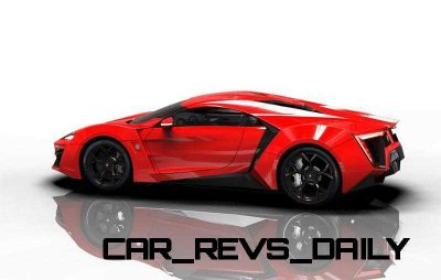 CarRevsDaily Supercars - 2014 W Motors Lykan Hypersport Colors 102