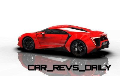 CarRevsDaily Supercars - 2014 W Motors Lykan Hypersport Colors 103