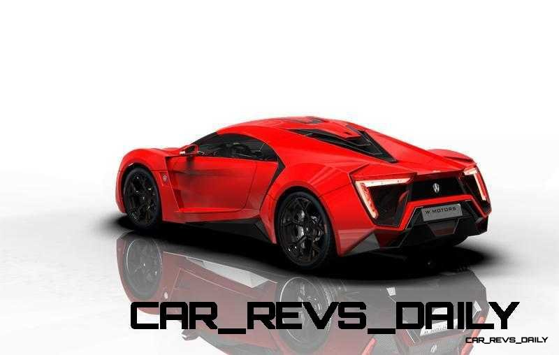 CarRevsDaily Supercars - 2014 W Motors Lykan Hypersport Colors 105