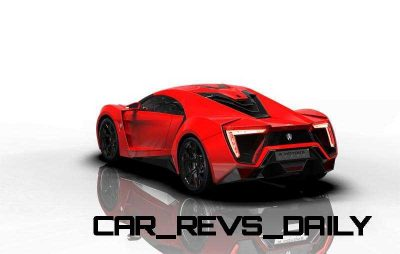CarRevsDaily Supercars - 2014 W Motors Lykan Hypersport Colors 106