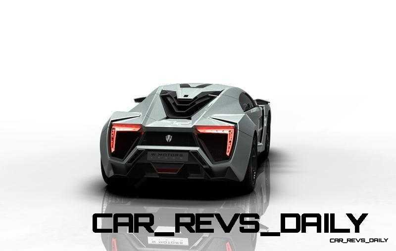 CarRevsDaily Supercars - 2014 W Motors Lykan Hypersport Colors 110