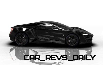 CarRevsDaily Supercars - 2014 W Motors Lykan Hypersport Colors 11