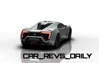 CarRevsDaily Supercars - 2014 W Motors Lykan Hypersport Colors 111