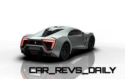 CarRevsDaily Supercars - 2014 W Motors Lykan Hypersport Colors 112