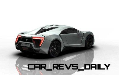 CarRevsDaily Supercars - 2014 W Motors Lykan Hypersport Colors 113