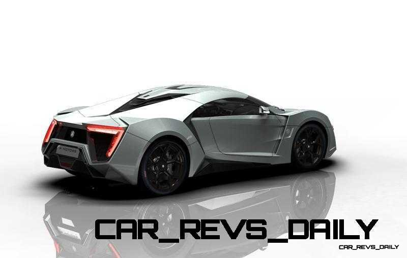 CarRevsDaily Supercars - 2014 W Motors Lykan Hypersport Colors 114