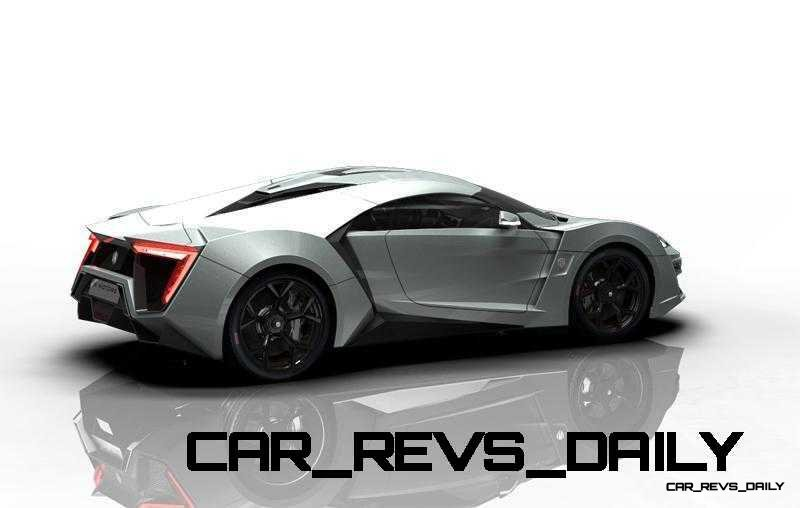 CarRevsDaily Supercars - 2014 W Motors Lykan Hypersport Colors 115