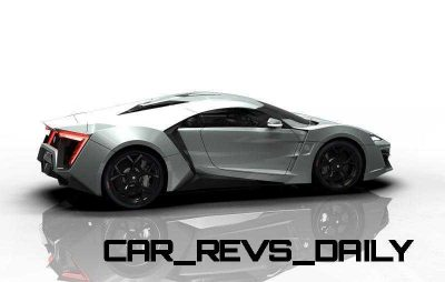 CarRevsDaily Supercars - 2014 W Motors Lykan Hypersport Colors 116