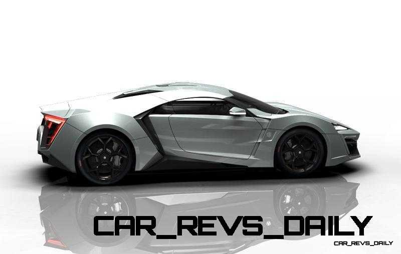 CarRevsDaily Supercars - 2014 W Motors Lykan Hypersport Colors 117