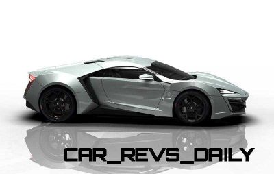 CarRevsDaily Supercars - 2014 W Motors Lykan Hypersport Colors 119