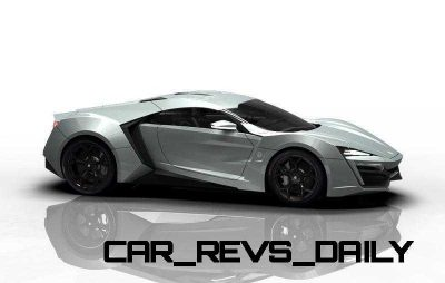CarRevsDaily Supercars - 2014 W Motors Lykan Hypersport Colors 120