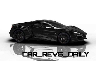 CarRevsDaily Supercars - 2014 W Motors Lykan Hypersport Colors 12