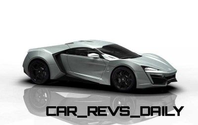 CarRevsDaily Supercars - 2014 W Motors Lykan Hypersport Colors 121