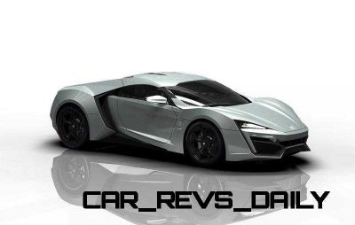 CarRevsDaily Supercars - 2014 W Motors Lykan Hypersport Colors 122