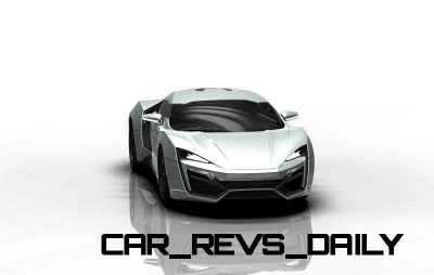 CarRevsDaily Supercars - 2014 W Motors Lykan Hypersport Colors 126