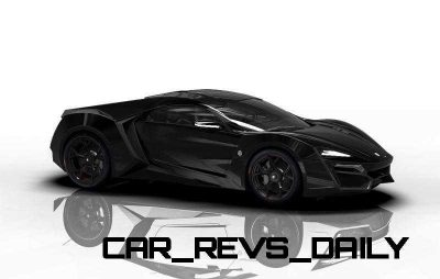 CarRevsDaily Supercars - 2014 W Motors Lykan Hypersport Colors 13