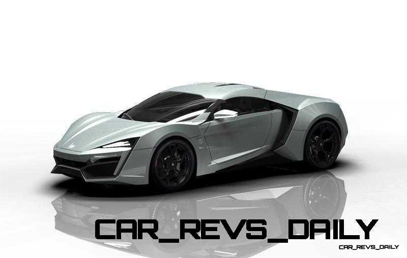 CarRevsDaily Supercars - 2014 W Motors Lykan Hypersport Colors 132