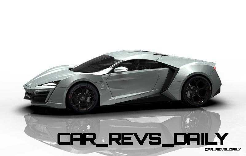 CarRevsDaily Supercars - 2014 W Motors Lykan Hypersport Colors 134