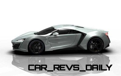 CarRevsDaily Supercars - 2014 W Motors Lykan Hypersport Colors 135
