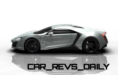 CarRevsDaily Supercars - 2014 W Motors Lykan Hypersport Colors 136