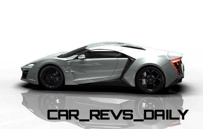 CarRevsDaily Supercars - 2014 W Motors Lykan Hypersport Colors 137