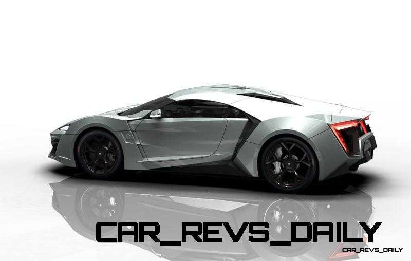 CarRevsDaily Supercars - 2014 W Motors Lykan Hypersport Colors 138