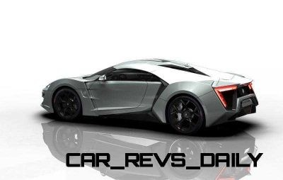 CarRevsDaily Supercars - 2014 W Motors Lykan Hypersport Colors 139