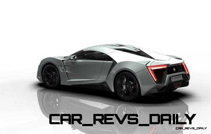 CarRevsDaily Supercars - 2014 W Motors Lykan Hypersport Colors 140