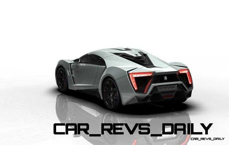CarRevsDaily Supercars - 2014 W Motors Lykan Hypersport Colors 142