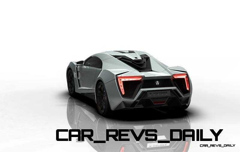 CarRevsDaily Supercars - 2014 W Motors Lykan Hypersport Colors 143