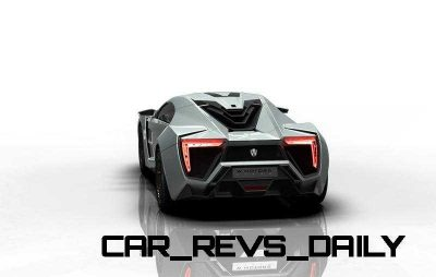 CarRevsDaily Supercars - 2014 W Motors Lykan Hypersport Colors 144