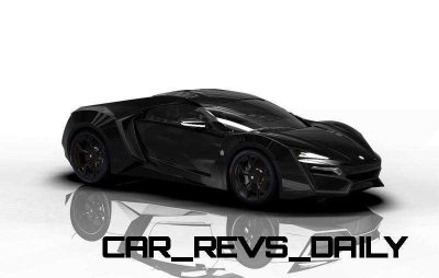 CarRevsDaily Supercars - 2014 W Motors Lykan Hypersport Colors 14