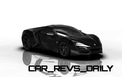 CarRevsDaily Supercars - 2014 W Motors Lykan Hypersport Colors 15