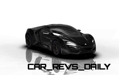 CarRevsDaily Supercars - 2014 W Motors Lykan Hypersport Colors 16