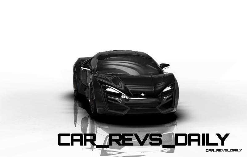CarRevsDaily Supercars - 2014 W Motors Lykan Hypersport Colors 18