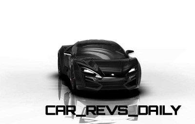 CarRevsDaily Supercars - 2014 W Motors Lykan Hypersport Colors 18