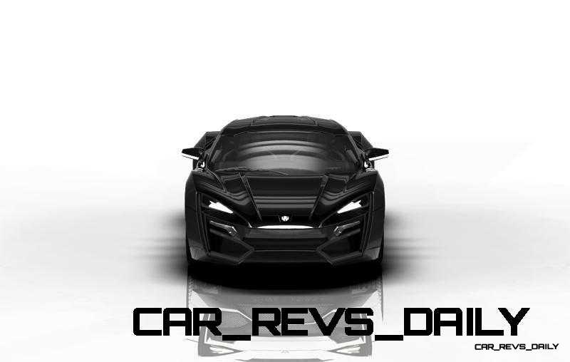 CarRevsDaily Supercars - 2014 W Motors Lykan Hypersport Colors 19