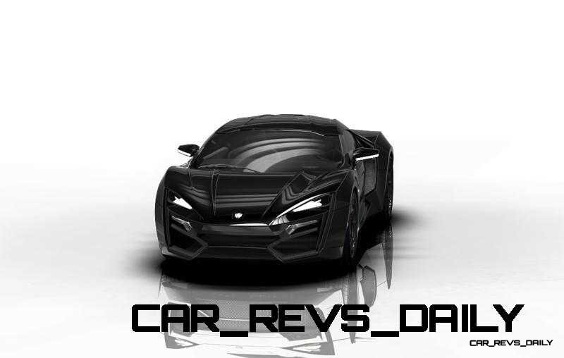 CarRevsDaily Supercars - 2014 W Motors Lykan Hypersport Colors 20
