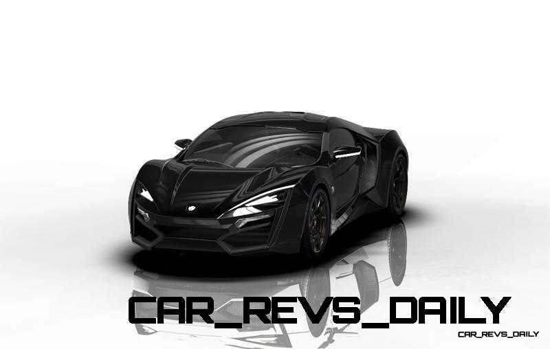 CarRevsDaily Supercars - 2014 W Motors Lykan Hypersport Colors 21