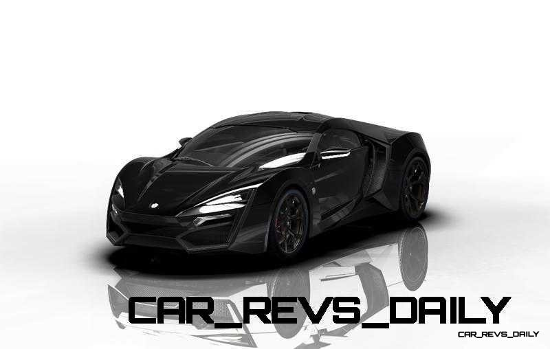 CarRevsDaily Supercars - 2014 W Motors Lykan Hypersport Colors 22