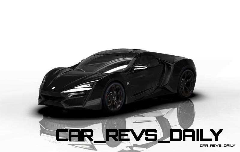 CarRevsDaily Supercars - 2014 W Motors Lykan Hypersport Colors 23