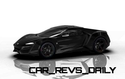 CarRevsDaily Supercars - 2014 W Motors Lykan Hypersport Colors 25