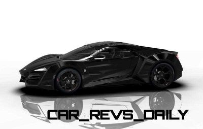CarRevsDaily Supercars - 2014 W Motors Lykan Hypersport Colors 26